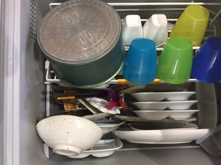 食洗機は信用出来ない?正しく使う為の3つのポイント