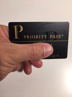 楽天プレミアムカード入会特典でプライオリティパスをゲットした話